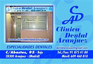 Clinica Dental en ARANJUEZ: CLINICA DENTAL ARANJUEZ