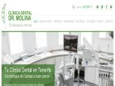 Clinica Dental en SANTA CRUZ DE TENERIFE: CLINICA DENTAL TOMÁS MOLINA
