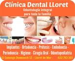 clinica dental lloret